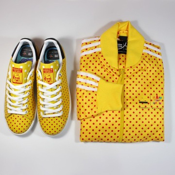 ADIDAS pharrell williams bluza kurtka OKAZJA L