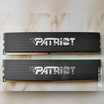 PAMIĘĆ PATRIOT DDR2 4GB DUAL