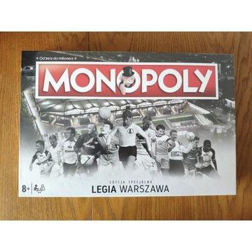 Monopoly Legia Warszawa Nowe, folia.