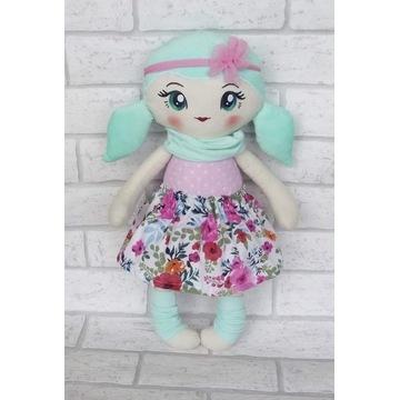 Lalka szmacianka handmade prezent dzien dziecka