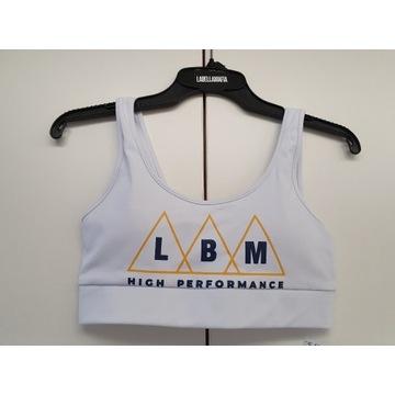 Biustonosz/Top sportowy LABELLAMAFIA LBM r.S -50%