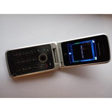 Sony Ericsson T707, menu PL, ładowarka