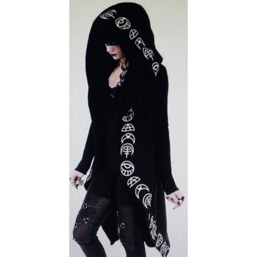 Odzież Gotycka Bluza Gotycka L