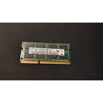 Ram 4gb DDR3 SODIMM 1333 MHz