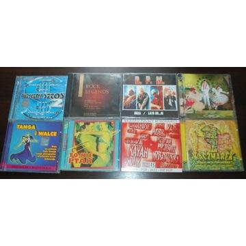Zestaw 20 CD Muzyka