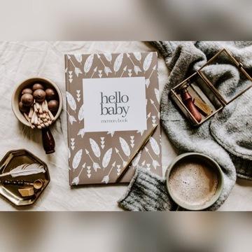 Kronika maluszka - baby book 1 rok życia dziecka
