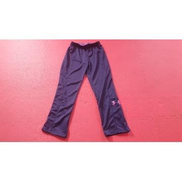 Damskie spodnie dresowe UNDER ARMOUR rozmiar XS