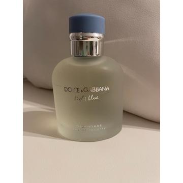 Tester perfum D&G light blue 125ml męski