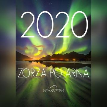 Kalendarz zorza 2020! Jedyny na rynku!