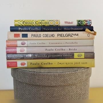 Kolekcja książek Paulo Coelho - okazja !