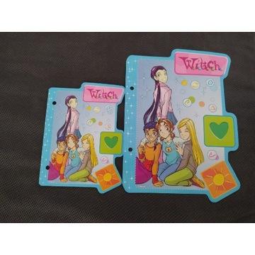 Karteczki do segregatora Witch duża i mała