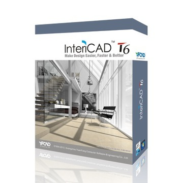 InteriCAD T6 (aktualizacja) + iSCAN z fakturą VAT