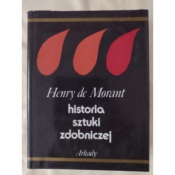 Historia sztuki zdobniczej -Henry de Morant
