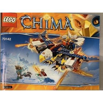 Lego Legends of Chima 70142 Eris' Fire Eagle Flyer