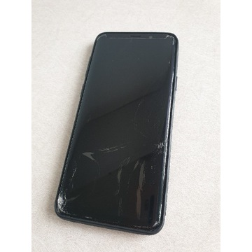 Samsung Galaxy s9 plus uszkodzony ekran