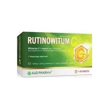 Rutinowitum C (rutinoscorbin) 150 tab.