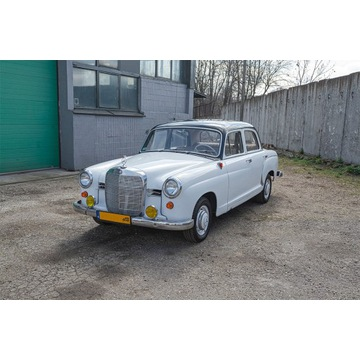 Mercedes-Benz Ponton W120 W121 1959r Diesel