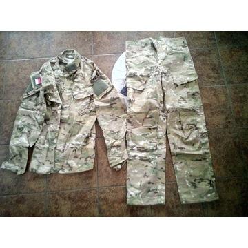 Mundur Multicom wojskowy
