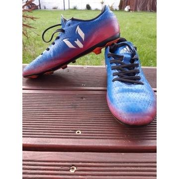 Buty ADIDAS piłkarskie korki  r 37 adidasy