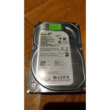 Dysk twardy HDD Seagate 500GB, SATA, super stan!