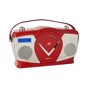 Auna RCD-70 DAB+ Radio Retro CD MP3 BLUETOOTH USB