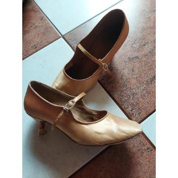 Buty taniec towarzyski Standard r.40 dł.24,5cm
