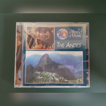 Zestaw 2xCD A World Of Music: Scotland & Andes