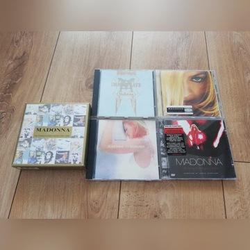 Madonna dyskografia płyty CD DVD