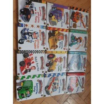 12 książeczek z cyklu Mały Chłopiec