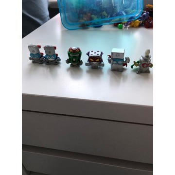 Super Zings figurki