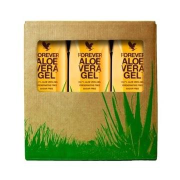 Tripak Forever Aloe Vera 99,7% -3x 1litr