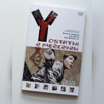 Y: Ostatni z mężczyzn / The Wicked + The Divine