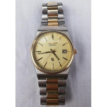 Citizen zegarek kwarcowy na bransolecie stalowy