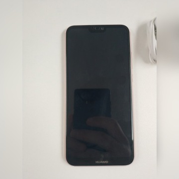 Huawei p20 lite w kolorze różowym - stan idealny.