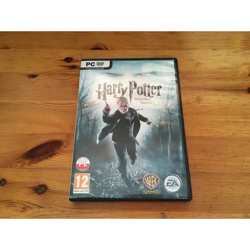 Harry Potter i Insygnia Śmierci PC PL - część 1