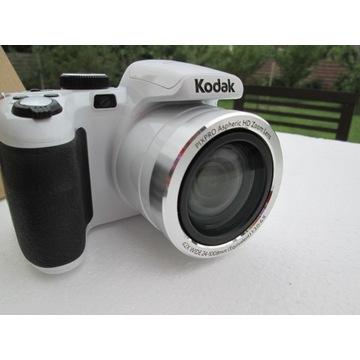 Kodak AZ 422, biały, karton, 42 zoom, 20Mp OKAZJA