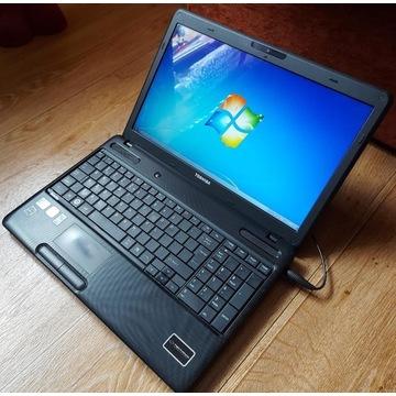 Toshiba Satellite C660 - P6200, SSD, 2 GB, W7HP