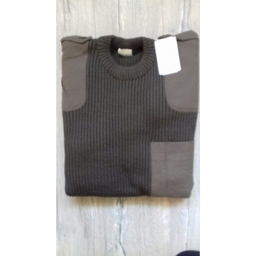 Sweter oficerski khaki wz 528/MON roz.104 -110/180