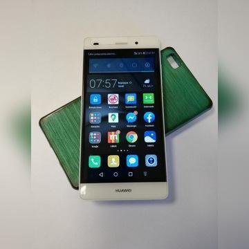 Smartfon Huawei P8 Lite biały stan IDEALNY