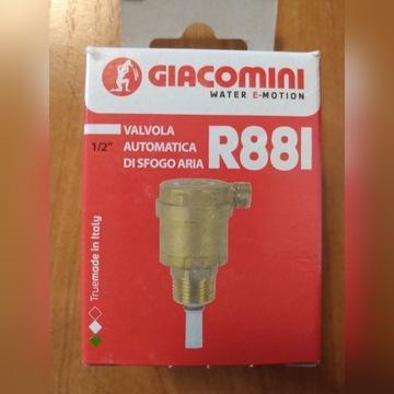 ODPOWIETRZNIK automatyczny GIACOMINI R88I 1/2''