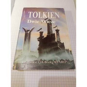 Tolkien Władca Pierścieni Dwie Wieże