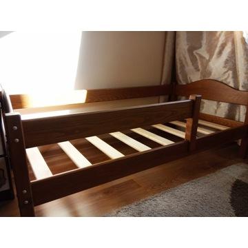 Łóżeczko dla dziecka 70x140cm- drewniane, łóżko
