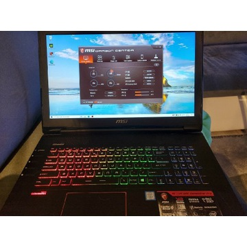 MSI Dominator Pro GT72VR 6RE +gratisy