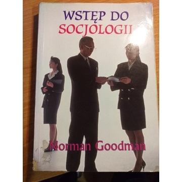 Wstęp do socjologii Goodman