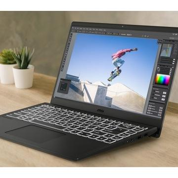 Laptop MSI Modern 14 Ryzen 5 4500 16GB 512GB SSD