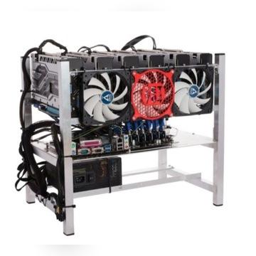 Koparka kryptowalut RX 580 | ŻET Technologies