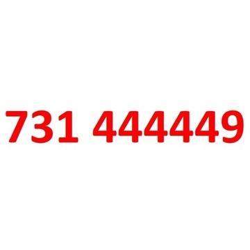 731 44444 9 starter play złoty numer