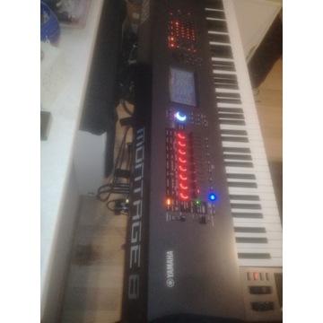 Yamaha Montage 8 Olszak Pack, Kapro i Bosendorfer