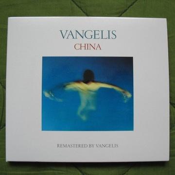 VANGELIS - CHINA (CD) REMASTERED 2017