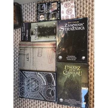 Nowy Zestaw Strażnika Księga Zew Cthulhu 7 edycja